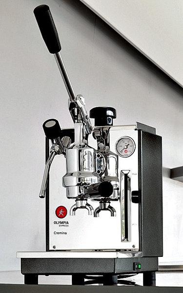 Olympia express cremina machine espresso - Meilleure machine a cafe ...